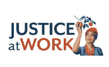 Justice at Work logo